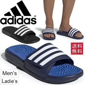 スポーツサンダル シャワーサンダル メンズ レディース シューズ/アディダス adidas ADISSAGE TND アディサージ 健康サンダル スリッパ/AdissageTND