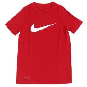 ナイキ(NIKE) 【オンライン特価】 ユース ドライフィット レッグ スウッシュTシャツ AR5307-657SU19 (Jr)