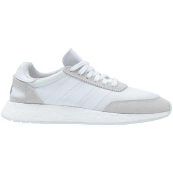《セール開催中》ADIDAS ORIGINALS レディース スニーカー&テニスシューズ(ローカット) ホワイト 5.5 革 / 紡績繊維 I-5923