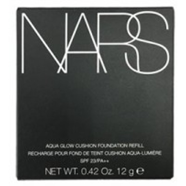 NARS アクアティックグロー クッションコンパクト レフィル SPF23/PA++ #6801 [並行輸入品]