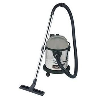 山善 乾湿両用クリーナー グレー (掃除機)YAMAZEN 乾湿両用集塵機 YVC-18M 返品種別A