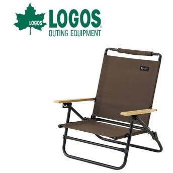 LOGOS ロゴス グランベーシック ハイバック囲炉裏チェア 73172022 【椅子/チェア/アウトドア/キャンプ/リラックス】
