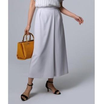UNTITLED ラップ風スカーチョパンツ