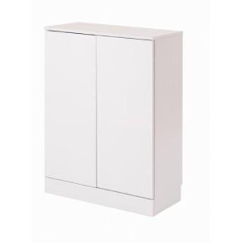 キッチンシリーズFace カウンター下収納 扉 幅60 ホワイト(代引不可)【送料無料】