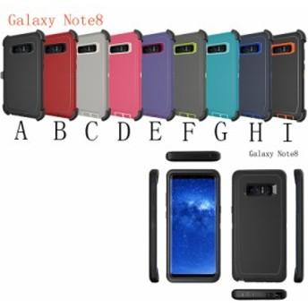 大人気 スマホケース Samsung Galaxy Note8 ケース Samsung Galaxy Note8ケース 耐衝撃 全面保護 落下防止