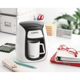cores コレス コーヒーメーカー 1カップ C311WH コーヒー