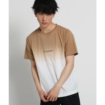 THE SHOP TK / ザ ショップ ティーケー 段染めTシャツ