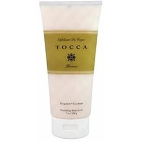 トッカ(TOCCA) ボディーケアスクラブ フローレンスの香り 200ml(全身・ボディー用マッサージ料 ガーデニアとベルガモットが誘うように溶