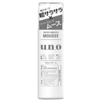 UNO(ウーノ) スーパーサラサラムース180g ヘアスタイリング