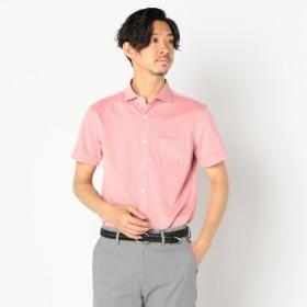 [マルイ]【セール】TCカノコ半袖カッタウェイシャツ/ノーリーズ メンズ(NOLLEY'S)