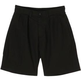 HOPE Tuck Shorts ハーフ・ショートパンツ,ブラック