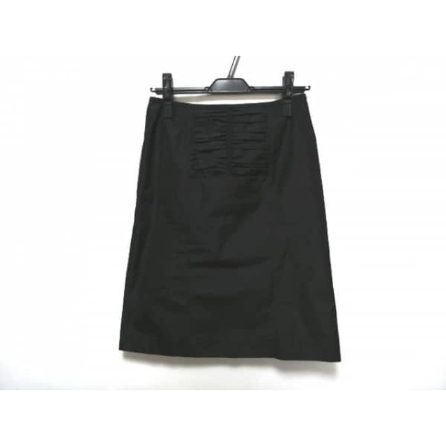 【中古】 バーバリーロンドン Burberry LONDON スカート サイズ38 L レディース 黒