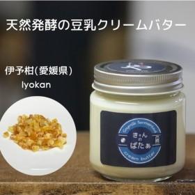 【季節限定】豆乳発酵クリームバター『きんのばたぁ』 伊予柑