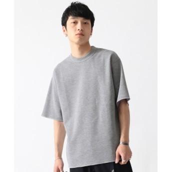 BEAMS / カノコ 天竺 クルーネック カットソー メンズ Tシャツ TOP GREY XL