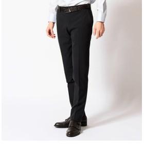 【COMME CA MEN:スーツ・ネクタイ】ポリエステルストレッチカラーストライプセットアップパンツ