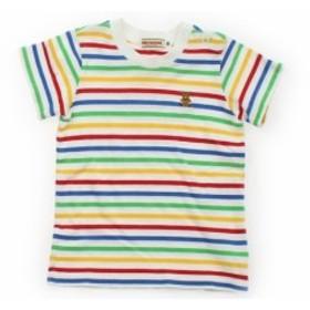 【ミキハウス/mikiHOUSE】Tシャツ・カットソー 80サイズ 男の子【USED子供服・ベビー服】(368164)