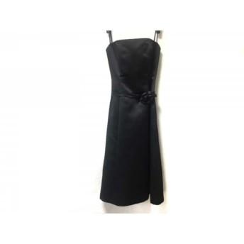 【中古】 ビーシービージーマックスアズリア BCBGMAXAZRIA ドレス サイズ2 S レディース 黒