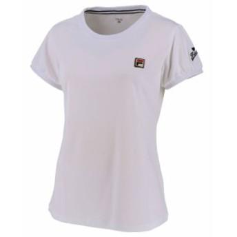 フィラ ゲームシャツ(VL1975-01)[FILA LS レディース]※ウインザーオリジナル