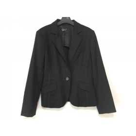 【中古】 ソニアリキエル SONIARYKIEL ジャケット サイズ46 XL レディース 黒