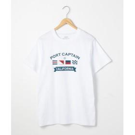 【40%OFF】 コーエン マリンプリントTシャツ メンズ その他2 L 【coen】 【セール開催中】