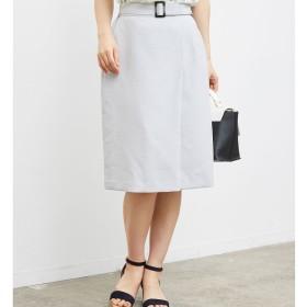 [マルイ]【セール】ラップ風ベルト付きスカート/ロペピクニック(ROPE' PICNIC)