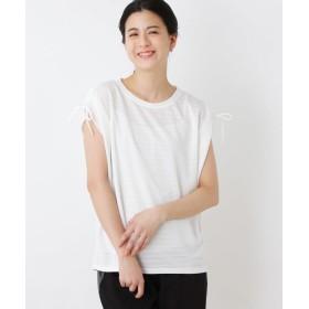 SHOO・LA・RUE/Mrs.(シューラルー/ミセス) 【UVカット・吸水速乾・洗濯機OK】ストレッチ素材トップス