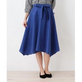 SHOO・LA・RUE/DRESKIP(シューラルー/ドレスキップ) イレギュラーヘムカラースカート