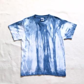 滝 waterfall 瀑布 藍染