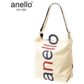 25%OFF2WAYトートバッグ(anello)(AU-S0061) - セシール ■カラー:アイボリー