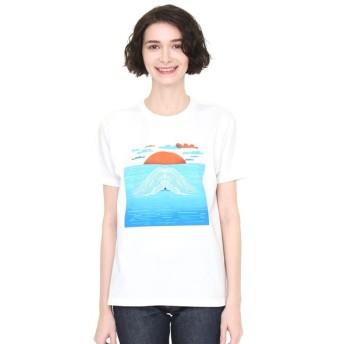 [マルイ] 【ユニセックス】ベーシックTシャツ/カロルバナッハシードッグ/グラニフ(graniph)