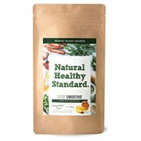Natural Healthy Standard. ミネラル酵素スムージー はちみつレモン味 160g (2017年リニューアル品)
