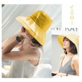 UVカット 帽子 レディース 紫外線対策 ワイヤーを加える 熱中症予防 取り外すあご紐 サイズ調節可 つば広 おしゃれ 可愛い ハット 旅行用