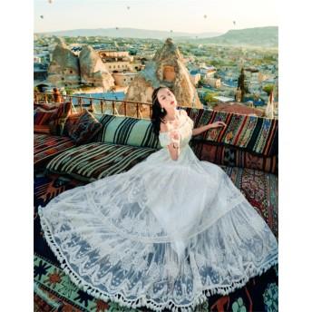 新作追加 高品質で 正規品 韓国ファッション 新着 オフショルダー ホワイト ホリデードレス ワンピース