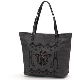 [マルイ] クラウスハーパニエミ ネコの刺繍入りトートバック/クラウスハーパニエミ