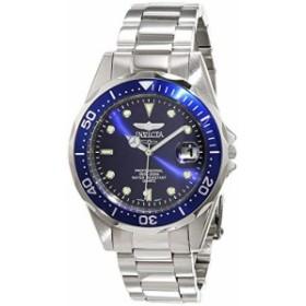 インヴィクタ男性の9204個のプロダイバーコレクション銀トーン時計