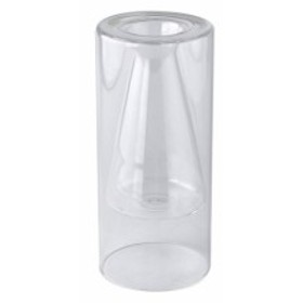 スパイス ラボグラス ダブルウォールベーストライアングル LABO GLASS DOUBLE WALL VASE TRIANGLE KEGY7030D(代引不可)