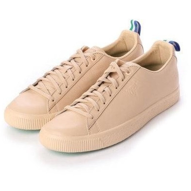 プーマ PUMA CLYDE BIG SEAN (NATURAL VACHETTA)