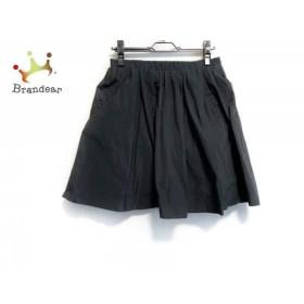 アクネ Acne スカート サイズ36 M レディース 美品 黒     スペシャル特価 20191012