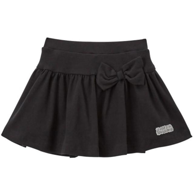 無地パンツインスカート(女の子 子供服。ジュニア服) キュロット・パンツインスカート・スカート