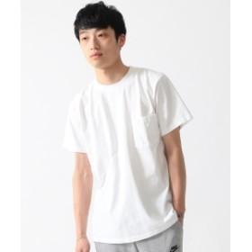 Goodwear / ポケット Tシャツ メンズ Tシャツ WHITE S