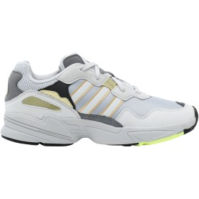 《期間限定 セール開催中》ADIDAS ORIGINALS メンズ スニーカー&テニスシューズ(ローカット) ライトグレー 6 紡績繊維 / ゴム YUNG-96