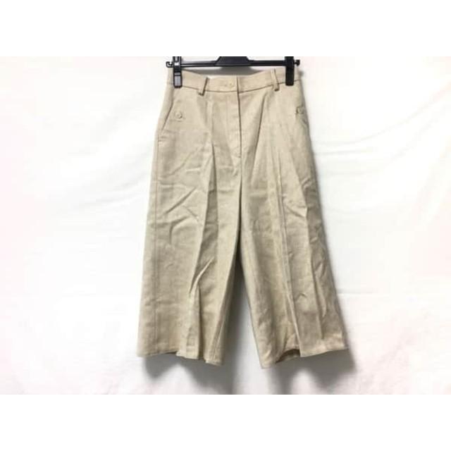 【中古】 エムエムシックス MM6 パンツ サイズ38 L レディース アイボリー