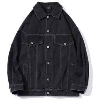 メンズ デニムジャケット カジュアル風 ジージャン デニムジャケット ヴィンテージ Gジャン【送料無料】Y-3