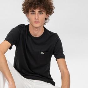[マルイ] ベーシッククルーネックポケットTシャツ (半袖)/ラコステ(LACOSTE)