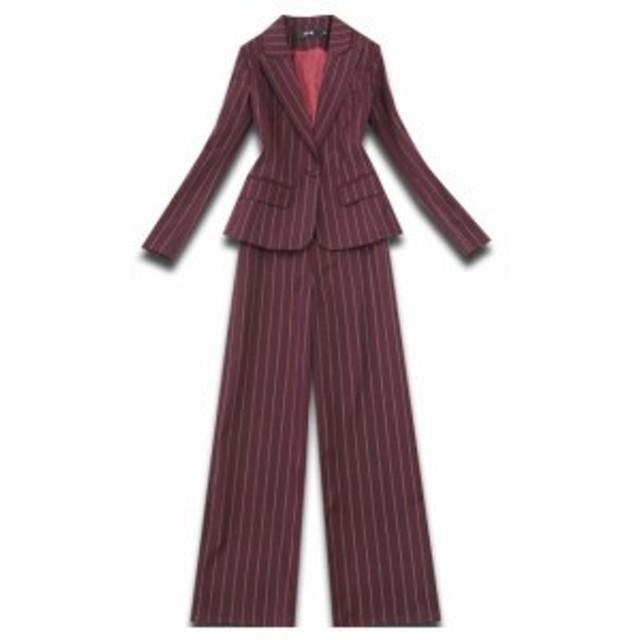 スーツレディースセットアップレディーススーツおしゃれフォーマル大きいサイズ通勤オフィス卒業式入園式モダン