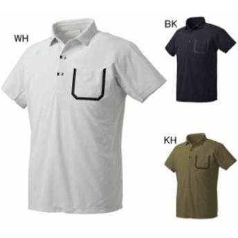 デサント エクササイズ フィットネス シャツ トップス メンズ ユニセックス ポロシャツ DESCENTE DMMNJA70Z