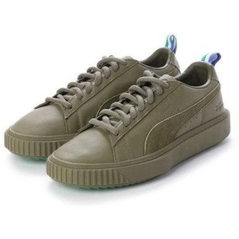 プーマ PUMA BREAKER OLIVE BIG SEAN (BURNT OLIVE)