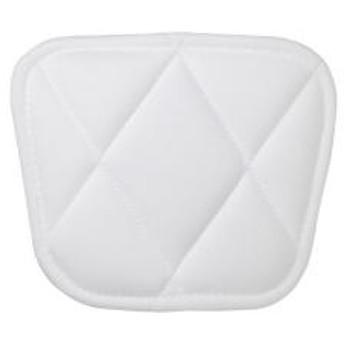 MIZUNO(ミズノ)野球 パッド ニーパッドショートフィットヨウ 12JY9P9401 メンズ ホワイト