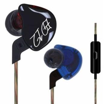 スポーツ PLAYMM カナル型 色:マイク付き ED12 イヤフォン イヤホン ヘッドホン 耳掛型