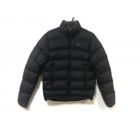 【中古】 マックパック macpac ダウンジャケット サイズS メンズ 黒 冬物